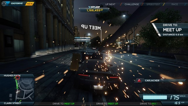 Need for Speed - Most Wanted Duelo 13