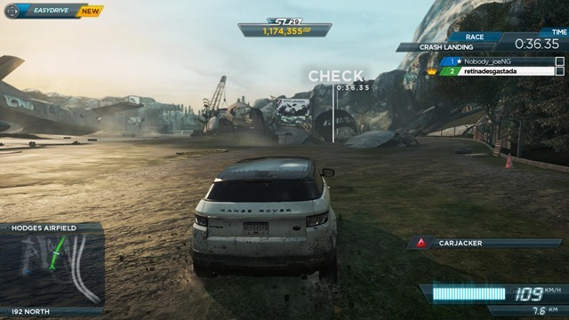 Need for Speed - Most Wanted Duelo 34