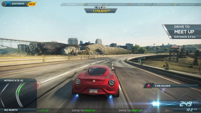 Need for Speed - Most Wanted Duelo 48