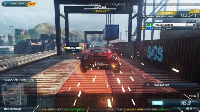 Need for Speed - Most Wanted Duelo 54