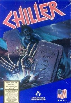 Chiller_NES_cover