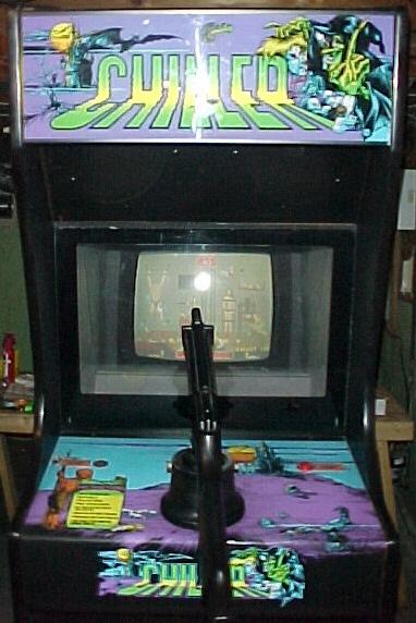 Chiller - Máquina Arcade