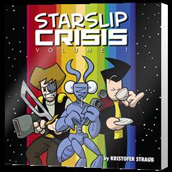 Starslip Crisis - Volume 1