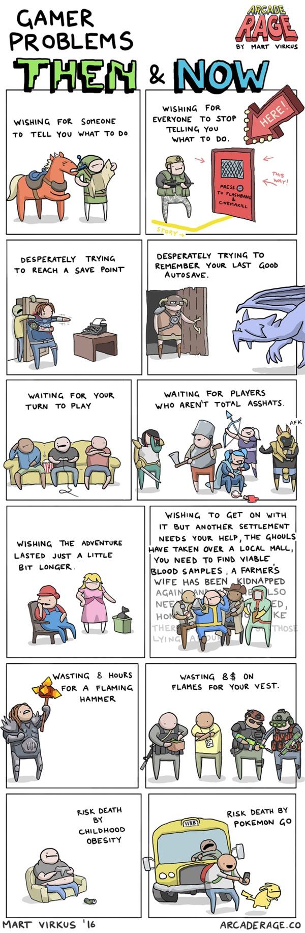gamer-problems