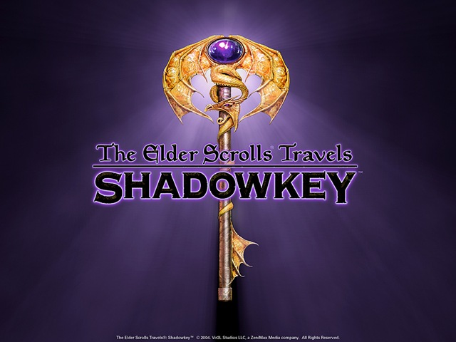 Elder Scrolls Travels - Shadowkey