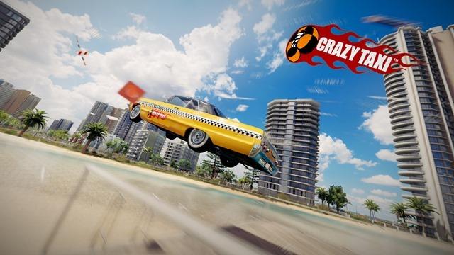 Forza Horizon 3 - Crazy Taxi