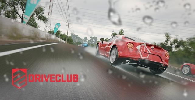 Forza Horizon 3 - Driveclub