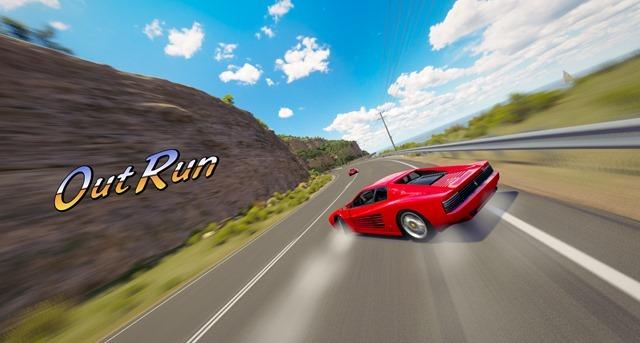 Forza Horizon 3 - Outrun