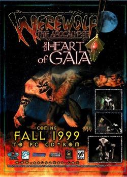 Werewolf - Heart of Gaia