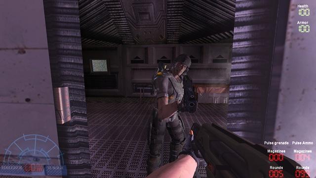 Aliens vs Predator - Rodando Com o Mod