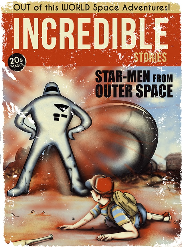 Star-Men from Outer Space