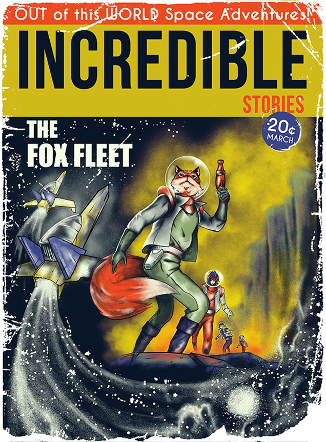The Fox Fleet