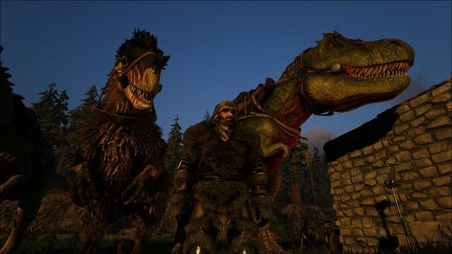 Ark - Dinos