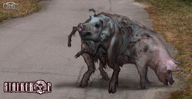 Stalker 2 - Monstro 02