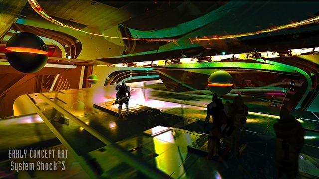 System Shock 3 - Concept Art 07
