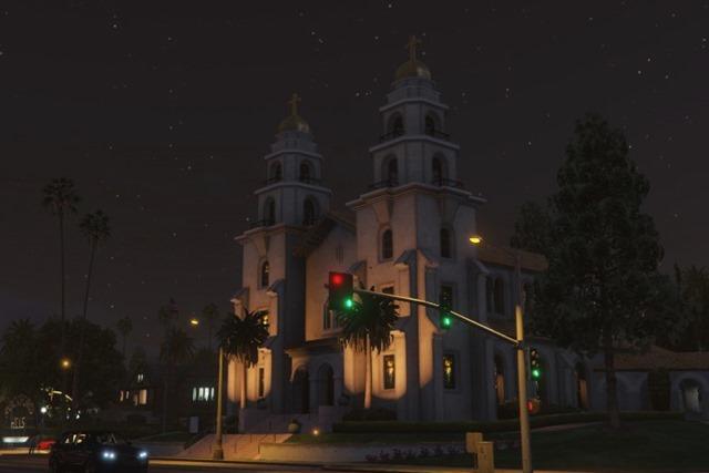 Igreja - GTA V