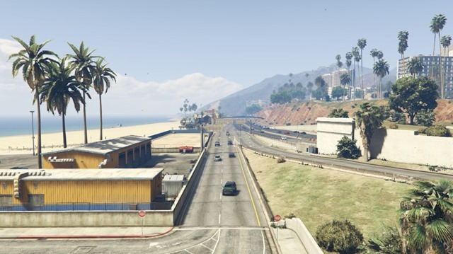 Santa Monica x Del Perro - GTA V
