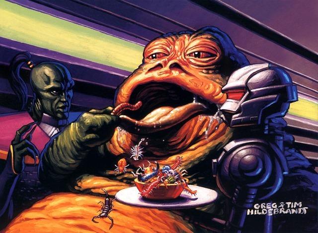 Jabba e Xizor