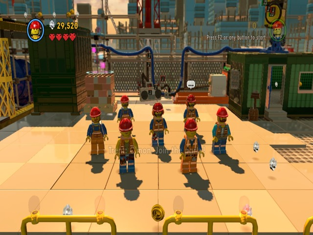 The Lego Movie - Videogame 01