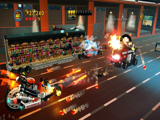 The Lego Movie - Videogame 02