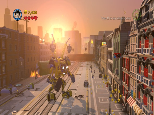The Lego Movie - Videogame 06