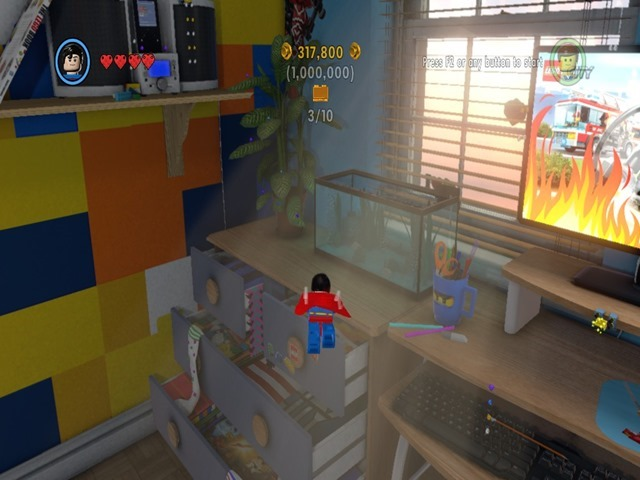The Lego Movie - Videogame 08