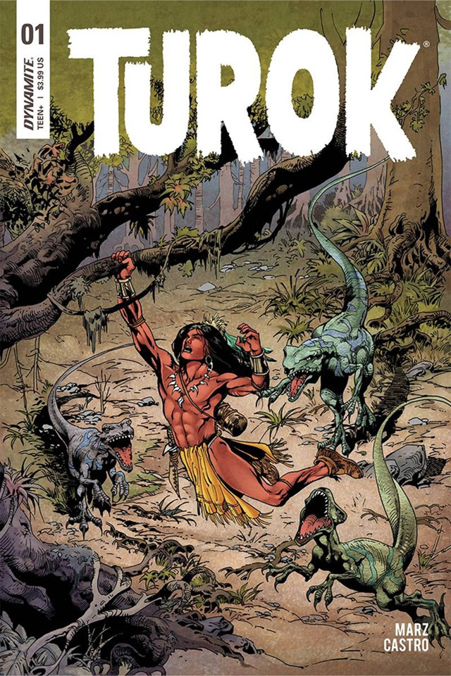 Turok - Cover