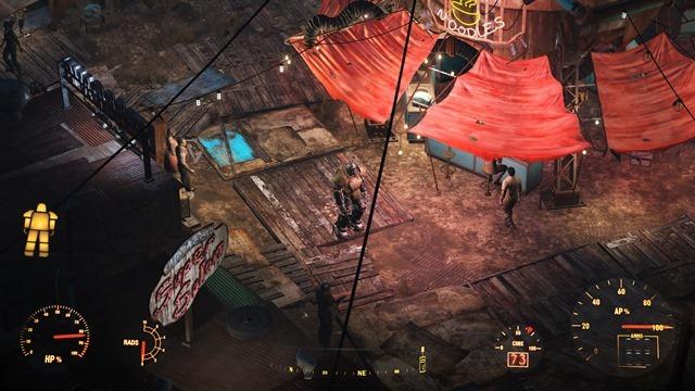 Fallout 4 - Isométrico 04