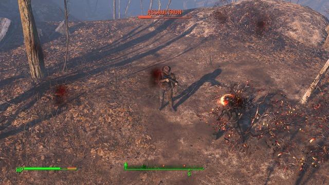 Fallout 4 - Isométrico 05