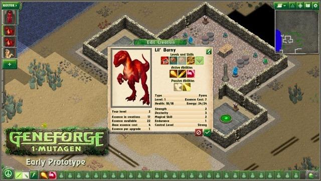 Geneforge - Mutagen