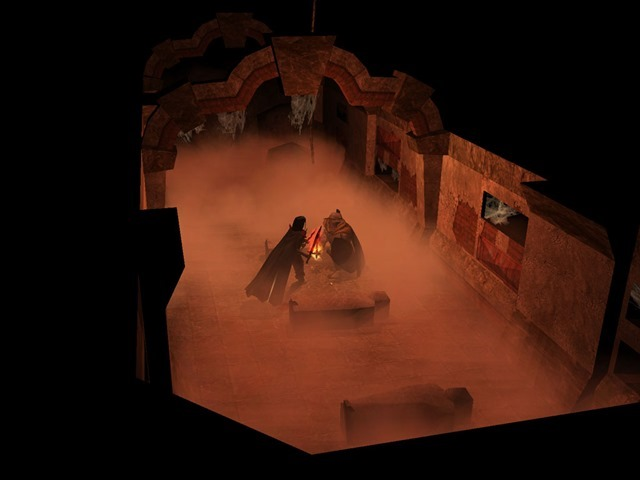 Ravenloft - Prisoners of the Mist 01