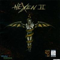 Hexen II - Capa