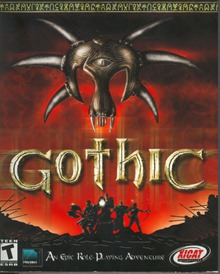 Gothic - Cover