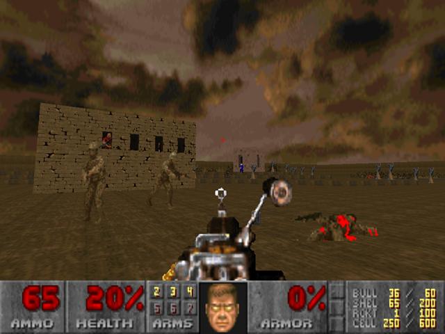 Marine Doom 02