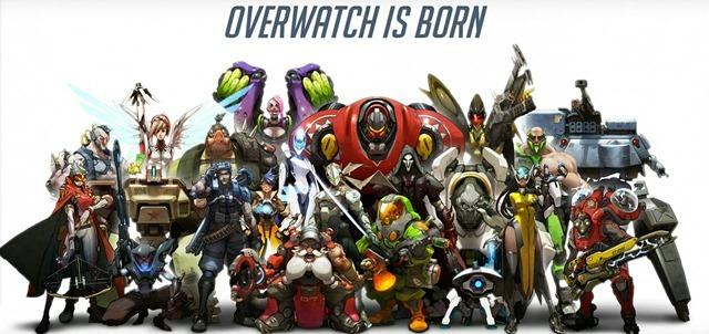 Overwatch is Born