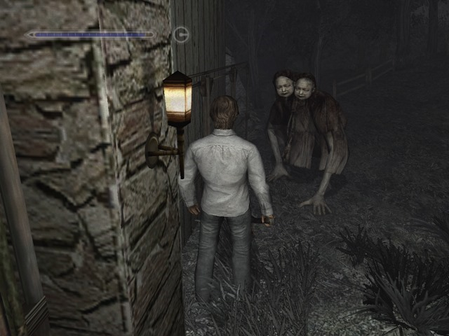 SILENT HILL 4The Room 2017-01-07_15-00-06