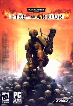Fire Warrior - Cover