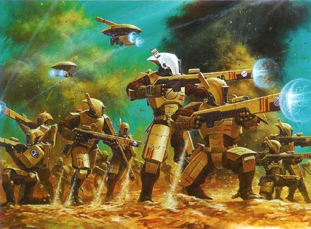 Tau_Fire_Warriors_Battle