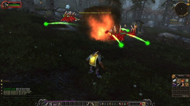 Karkaz in World of Warcraft 08