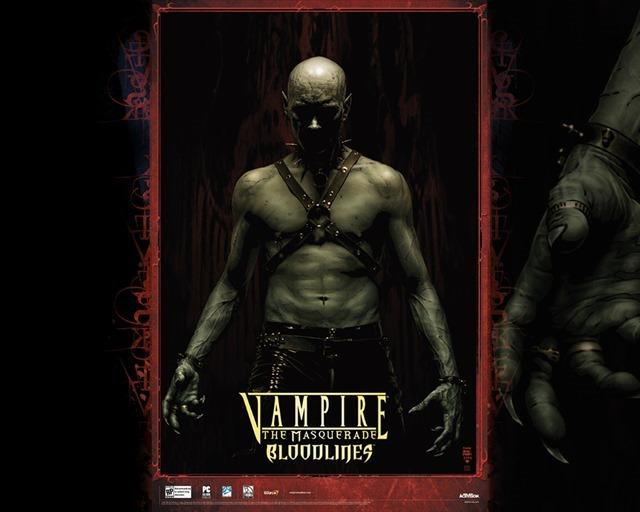 Vampire Bloodlines - Nosferatu